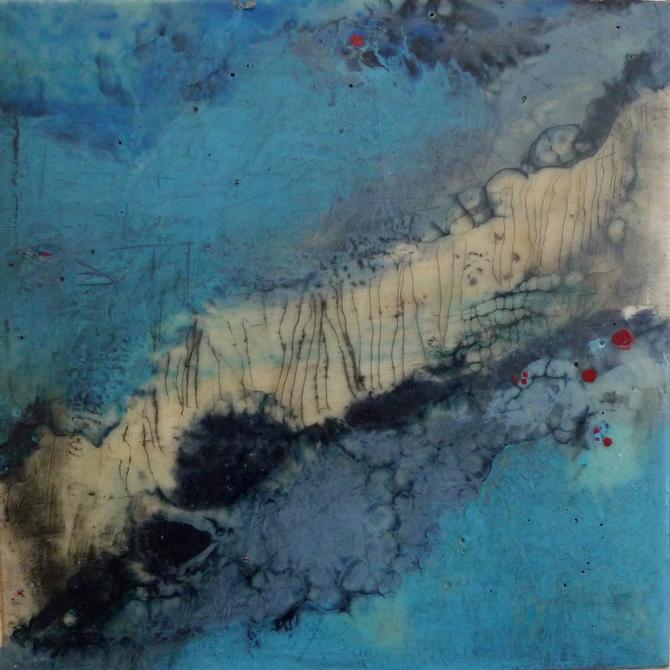 Experimental 11 by Pamela Caughey