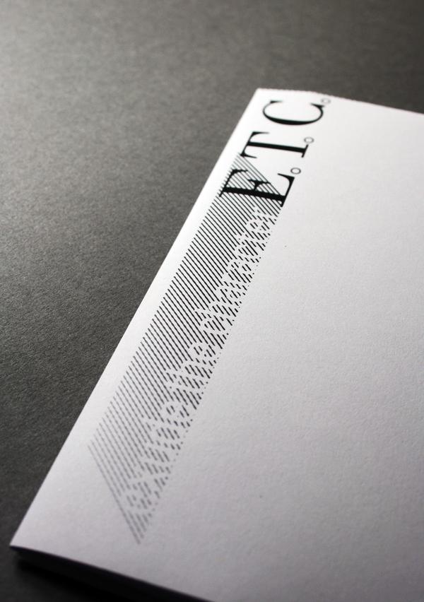 Typographic Fanzine by Andrew MacNeil