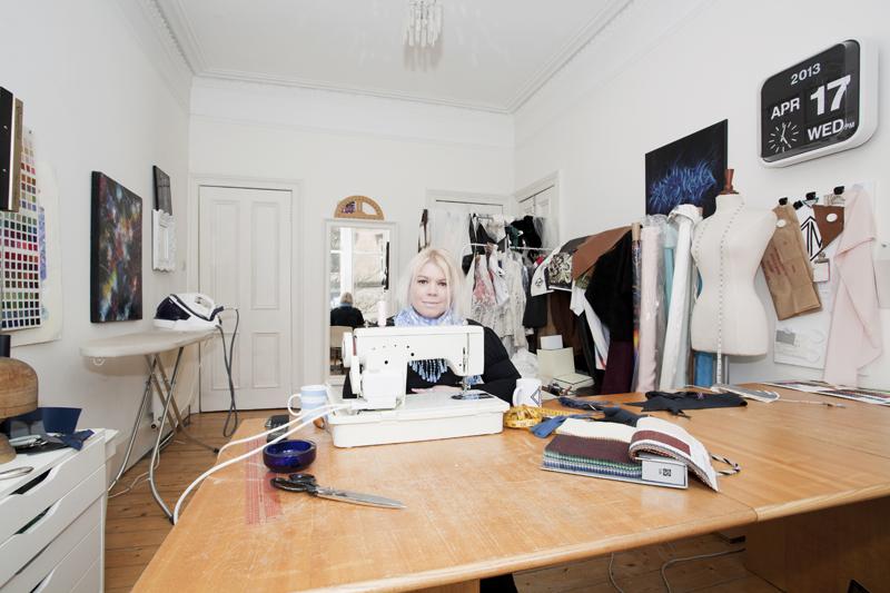 Fashion & Costume Designer, Marina Maclean