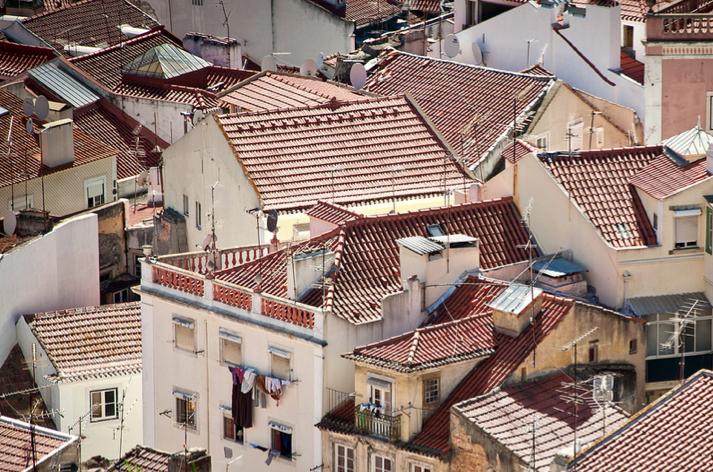 Lisbon by Caroline Leroux