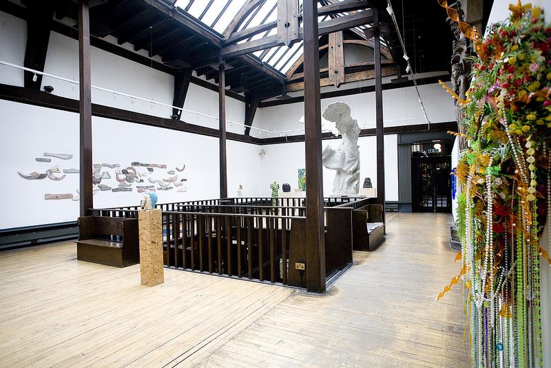 Installation View, The Glasgow School of Art
