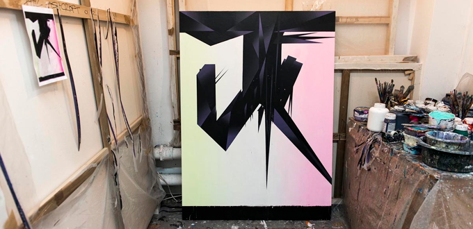 Phil Ashcroft studio 1 photo Joe Plommer