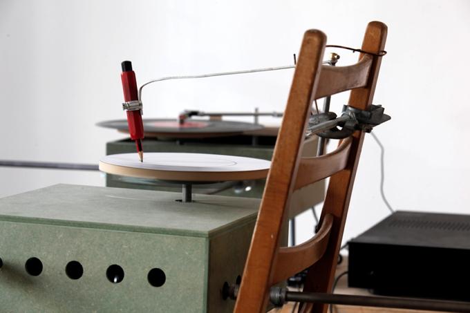 The Reversing Machine by Belinfante and Lewandowski