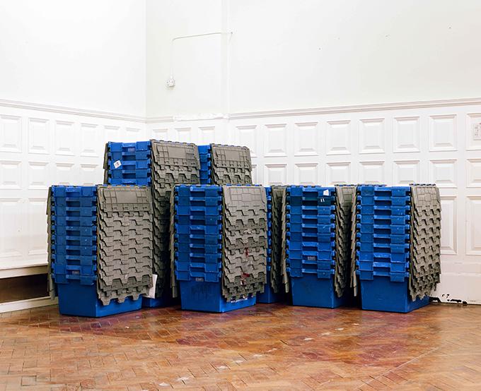 Untitled, 2013 - Stephen Iles