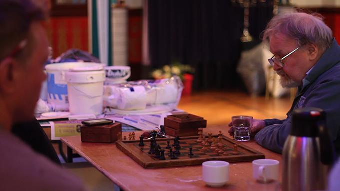 Chess - Oran Mor
