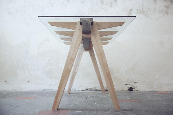 George Winks - Beam Desk