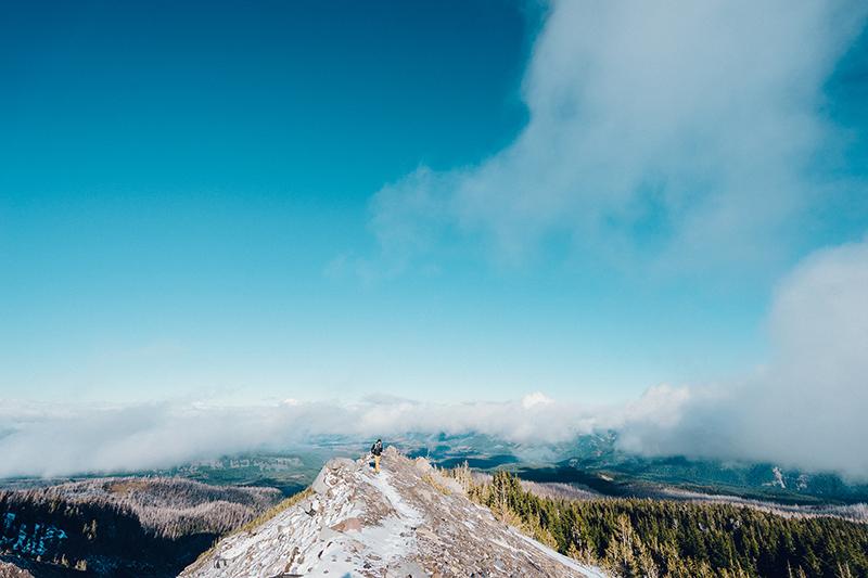 Ridge by Jay Mantri