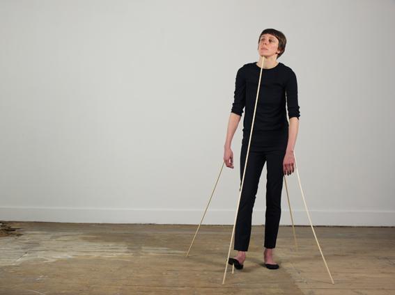 Model for Ideology VI, Nicola Dale, 2015