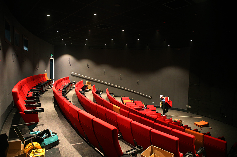 HOME interior cinema space February 2015