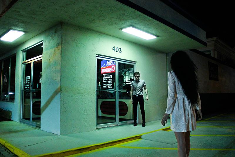 Irregular Spook by Bryan M. Ferguson