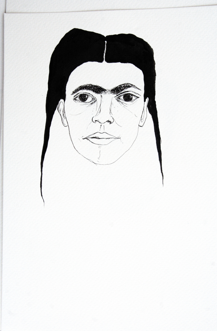 Frida Kahlo by jimena moreno