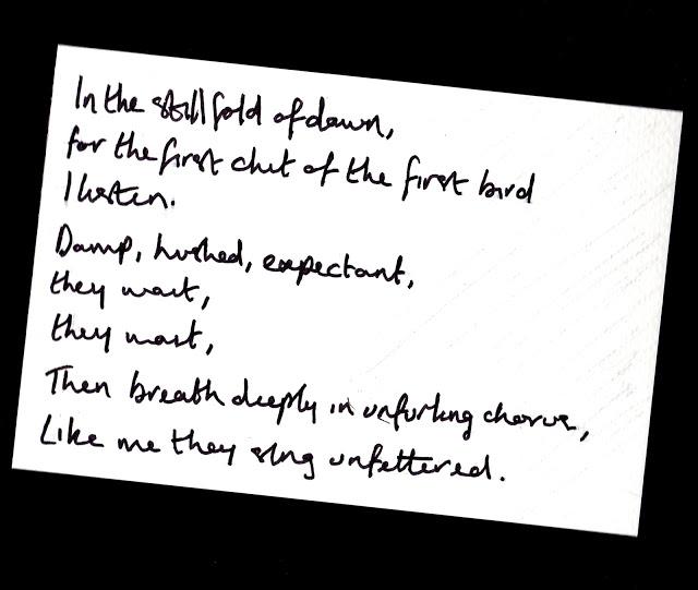 Freya Wilson poem